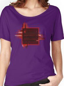 Adobe Flash Splash Screen Women's Relaxed Fit T-Shirt
