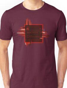 Adobe Flash Splash Screen Unisex T-Shirt