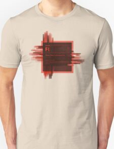 Adobe Flash Splash Screen T-Shirt