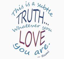 r6~ a RUMI truth Kids Clothes