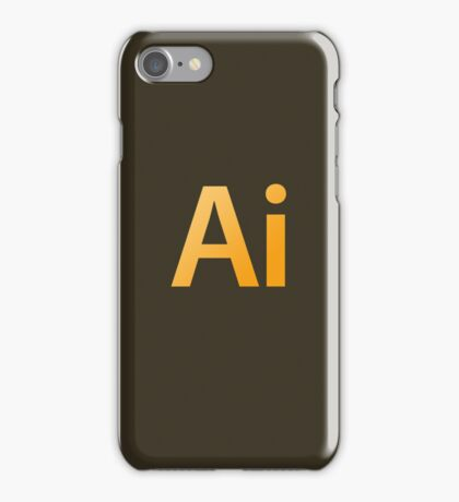 Adobe Illustrator iPhone Case/Skin