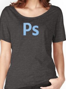 Adobe Photoshop Women's Relaxed Fit T-Shirt
