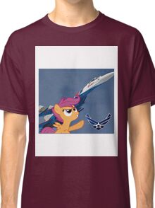 Scootalo Airforce Classic T-Shirt