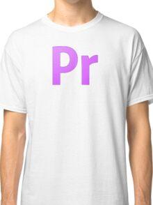 Adobe Premier  Classic T-Shirt