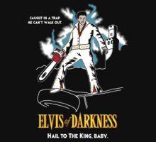 Elvis of Darkness by GhostGlide