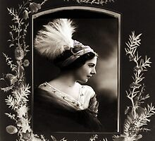 Edwardian Lady  by Irene  Burdell
