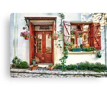 House dream Canvas Print