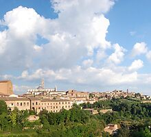 Siena Panorama, IT  by DreamersLens