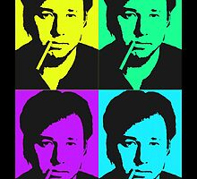 Bill Hicks (Pop Art) Poster by Mother Shipton