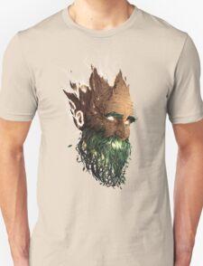 Vegetal Mask - Paul DOUARD T-Shirt