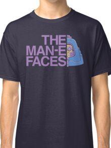 The Man-e-Faces Classic T-Shirt