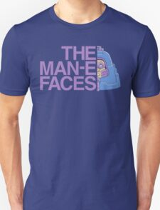 The Man-e-Faces Unisex T-Shirt