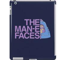 The Man-e-Faces iPad Case/Skin