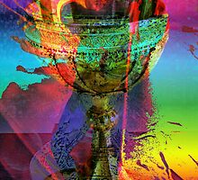 Chalice of love'... by Valerie Anne Kelly