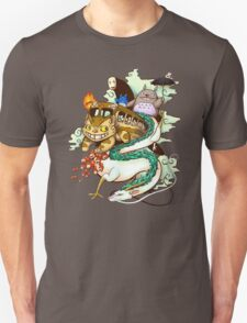 Ghibli world T-Shirt