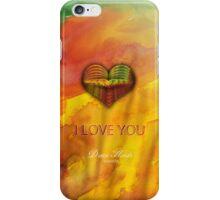 Multicolor Heart iPhone Case/Skin