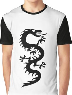 Chinese Dragon Graphic T-Shirt