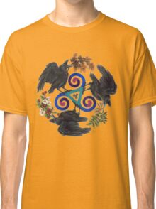 Raven Fey - Triskele Classic T-Shirt