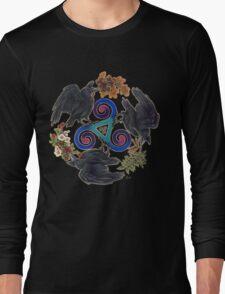 Raven Fey - Triskele Long Sleeve T-Shirt