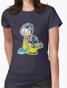 Breaking Dexter Womens Fitted T-Shirt