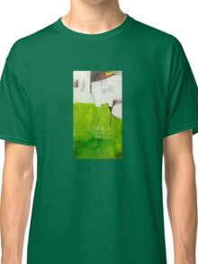 White Wall Classic T-Shirt