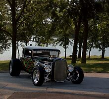 1930-32 Ford Hot Rod by TeeMack