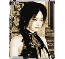 Asian Beauty iPad Case/Skin