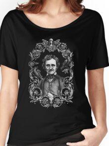 Edgar Allan Poe Shirt Women's Relaxed Fit T-Shirt