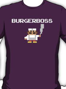 burger boss arcade T-Shirt