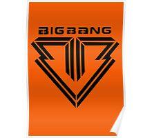 big bang Poster