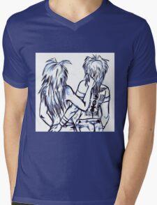 Beautiful Thieves Mens V-Neck T-Shirt