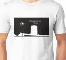 Diseuphoria Films Logo Unisex T-Shirt