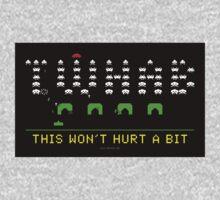 Space Invaders TWHAB Kids Tee
