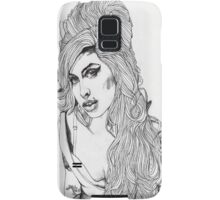 AMY WINEHOUSE Samsung Galaxy Case/Skin