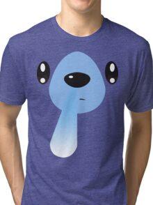Pokemon - Cubchoo / Kumashun Tri-blend T-Shirt