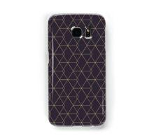 EXO EXODUS Gold + Dark Pattern Samsung Galaxy Case/Skin