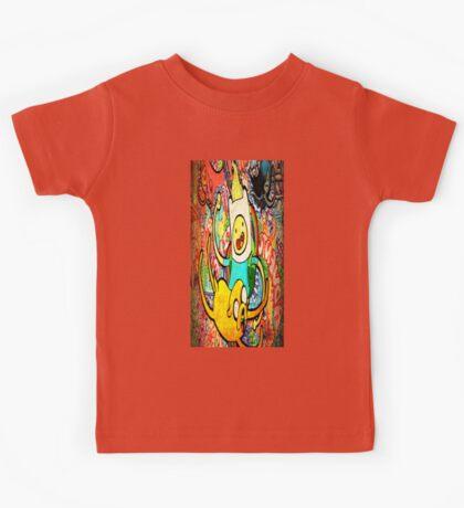 Adventure Time brush  Kids Tee
