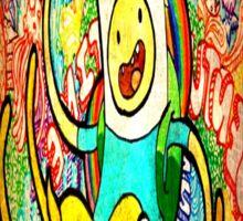 Adventure Time brush  Sticker