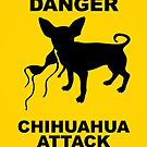 CHIHUAHUA ATTACK by HummY