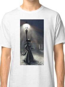 Kept Waiting - 'Film Noir' Shark Classic T-Shirt