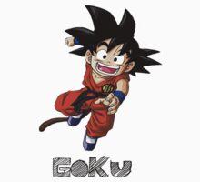 Goku (Child) by Lolcakes