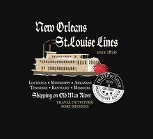 Mississippi River Line Unisex T-Shirt