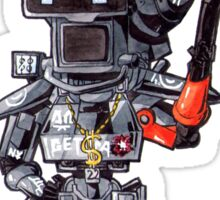 chappie Sticker