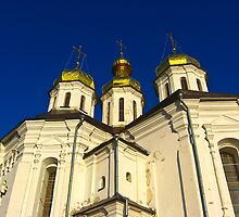 Christian church of the eighteenth century by alexmak