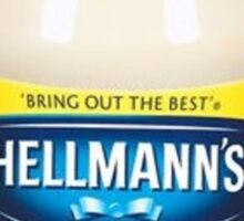 Hellman's Real Mayonnaise Sticker