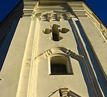 A beautiful Christian church of the eighteenth century by alexmak