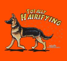 German Shepherd :: Totally Hairifying Kids Clothes