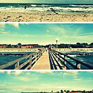 Baltic Sea Collage by Friederike Alexander