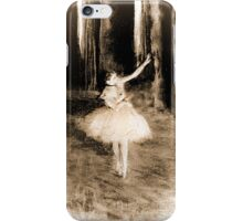 Dance Ballerina Dance iPhone Case iPhone Case/Skin