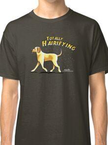 Yellow Lab :: Totally Hairifying Classic T-Shirt